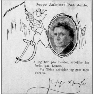 Jenle - Jeppe Aakjaer