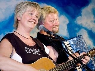 Jenle Koncert Bente Kure & Leif Ernstsen