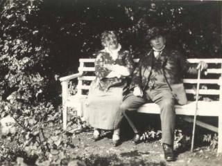 Jeppe og Nanna Aakjaer