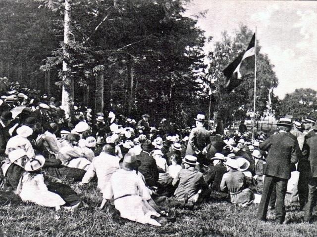 Jenlefest før 1930