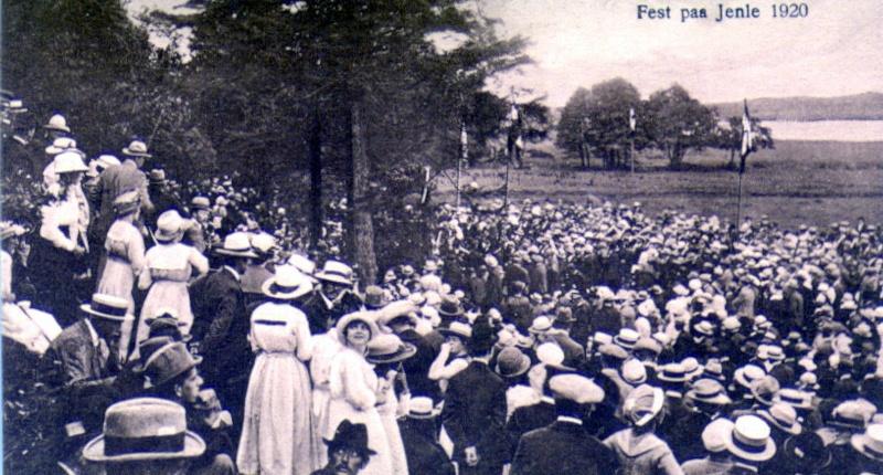 Jenlefest 1920