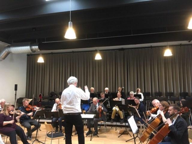 Salling Spillemænds Symfoniorkester